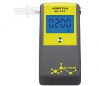 Алкотестер Алкогран AG-220